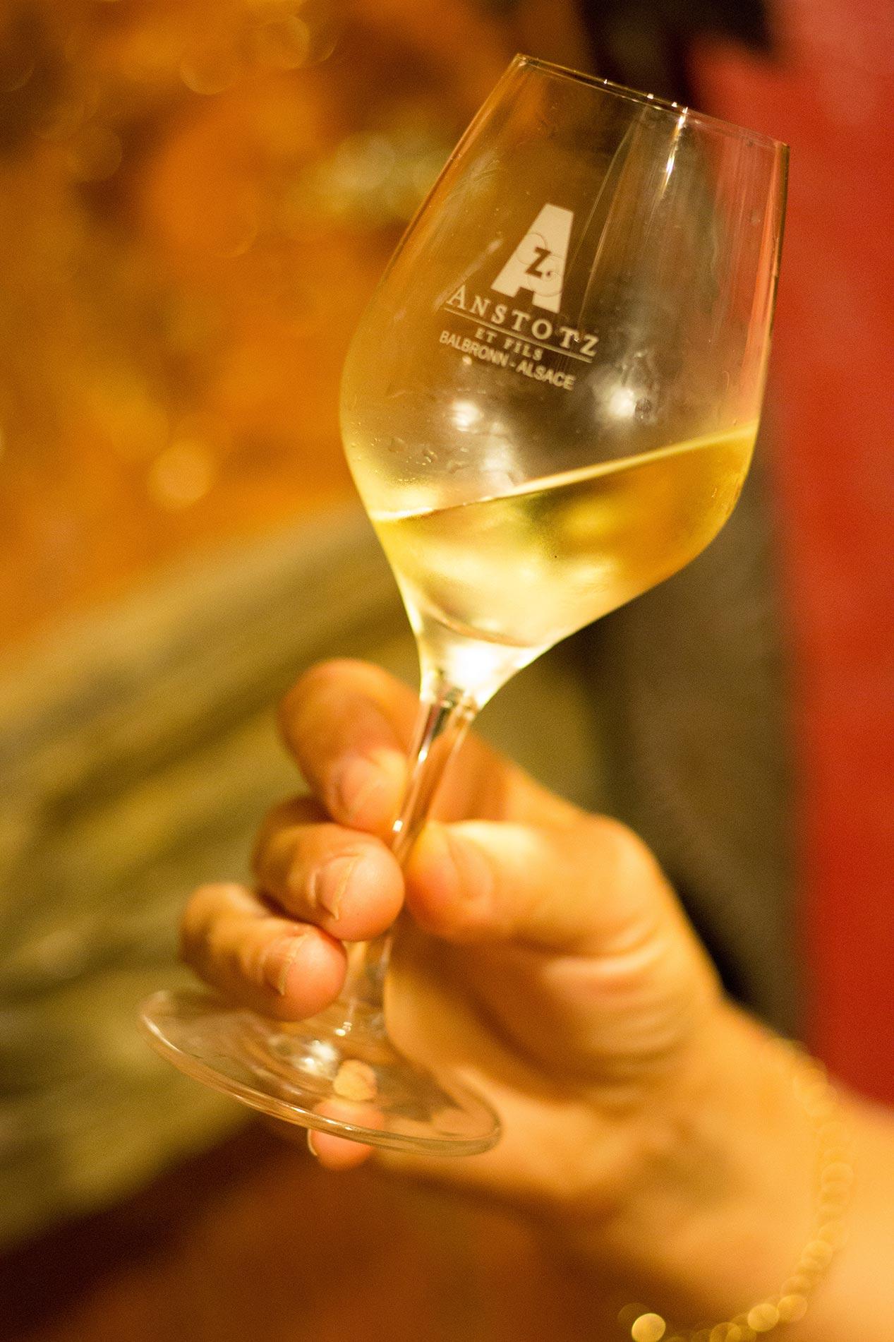 Vin Domaine Anstotz